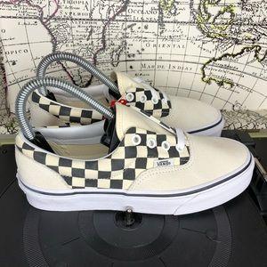 Vans ERA Primary checkered women's 6.5